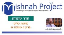 Embedded thumbnail for Keilim Chapter 20 Mishnah 1